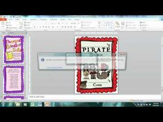How to make editable files with purchased clip art using PPT...just save the slides as jpegs or pangs and then insert them into a new PPT...video demonstrates how