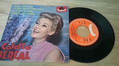 Fransk versio af Tyskland 1962:    COLETTE DEREAL   SONNE SONNE DONC + 3 TITRES 45 T EP POLYDOR