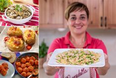 Ricotta, Kitchen Queen, Salty Foods, Veggie Delight, 1200 Calories, Omelette, Antipasto, Meat Recipes, Meatless Monday