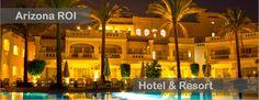 Hotel / Resort Sales, Scottsdale, Arizona.
