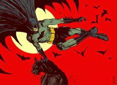 Batman by Gilles Vranckx