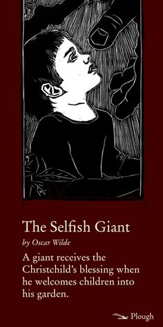 characters of the selfish giant by oscar wilde
