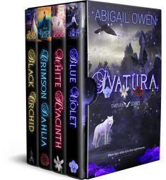 Svatura Series Boxed Set – Abigail Owen Reading Words, Epic Story, Black Orchid, Paranormal Romance, Love Her, Black Dahlia