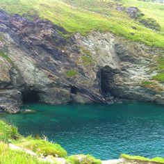 Tintagel Cornwall gorgeous :)
