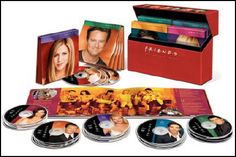 Complete 'Friends' DVD Box Set Gets Heavy Discount   Gather