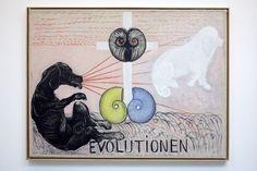 Presentación: Hilma af Klint: Pintura del Invisible en serpentina por Nicholas Forrest (imagen 1) - BLOUIN ARTINFO, el principal destino en línea global de Arte y Cultura | BLOUIN ARTINFO