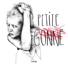 △ Joie de vivre △ by MΛRYNN , via Behance