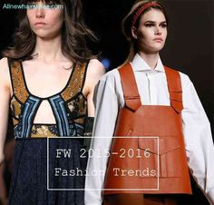 nice Fall/ Winter 2015-2016 Fashion Trends