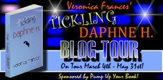 Blog Tour Stop & Kindle Fire Giveaway: Veronica Frances' Tickling Daphne H.