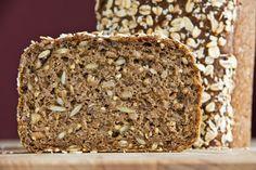 Orlishausener Kornkammer - wholegrain sourdough bread with seeds and whole grains