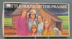 108.3963: Little House on the Prairie | board game