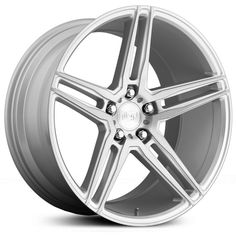 Niche Turin M170 Silver and Machined Wheels & Rims