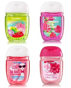 The New Bath and Body Works Pocketbac Packaging Is So Cute and We're All So Screwed