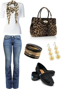 """""""It's a jungle out there!"""" by happygirljlc ❤ liked on Polyvore"""