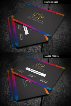 FEATURES: * Round /square corner possible. * Easy to edit. * Optimized for printing / 300 dpi. * x 2 inch. Luxury Business Cards, Business Card Design, Web Design, Graphic Design, Passe Vip, Event Id, Member Card, Vip Card, Plastic Card