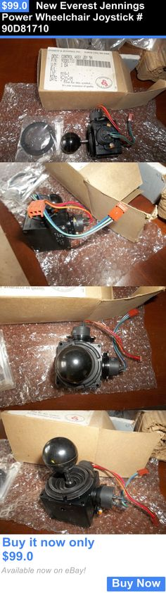 Wheelchair Parts: New Everest Jennings Power Wheelchair Joystick # 90D81710 BUY IT NOW ONLY: $99.0