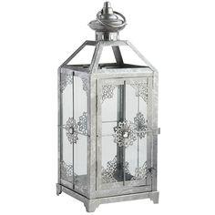 Silver Jewel Lantern - Small
