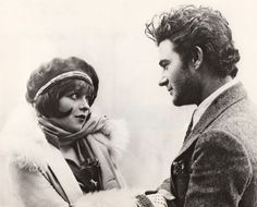 The Look of Love ☆ Clara Bow and Gilbert Roland ☆ The Plastic Age (1925) ☆