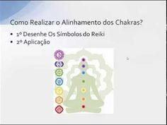 Alinhamento Dos Chakras Com Reiki