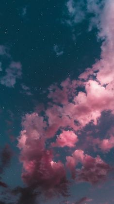 Backgrounds Iphone # # Backgrounds Celia Na. down - Backgrounds Iphone # # Backgrounds Celia Na. Pink Clouds Wallpaper, Night Sky Wallpaper, Galaxy Wallpaper, Nature Wallpaper, Wallpaper Samsung, Live Wallpaper Iphone, Trendy Wallpaper, Wallpaper Desktop, Aesthetic Pastel Wallpaper