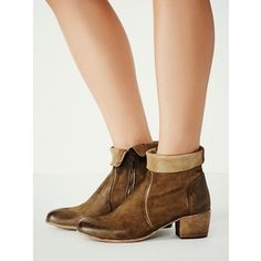 Free People Secret Forest Ankle Boot