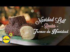Tronco de Navidad - Recetas Navidad - YouTube