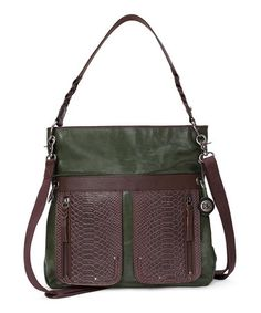 Take a look at this Hunter Pax Crossbody Bag by The Sak on #zulily today! $105 !!