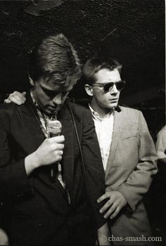 Suggs and Chas