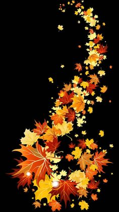 Fall Leaves wallpaper by DLJunkie - c7 - Free on ZEDGE™