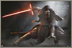Buy Star Wars: Episode VII The Force Awakens - Kylo Ren Crouching Wall Poster online and save! Star Wars: Episode VII The Force Awakens – Kylo Ren Crouching Wall Poster Maxi Poster Our posters are rolled, wrapped and sh. Kylo Ren Wallpaper, 4k Wallpaper 3840x2160, Star Wars Wallpaper, Paper Wallpaper, Wallpaper Online, Computer Wallpaper, Desktop Wallpapers, Photo Wallpaper, Star Wars Kylo Ren