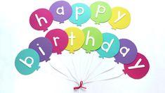 Banner Design Templates for Birthday (10) | PROFESSIONAL TEMPLATES Diy Party Banner, Printable Birthday Banner, Happy Birthday Balloon Banner, Birthday Photo Banner, Happy Birthday Fun, Birthday Balloons, Cake Birthday, Birthday Signs, Birthday Template