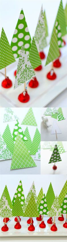Christmas Crafts With Kids & Kisses