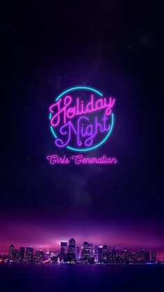 GIRLS GENERATION The 6th ALBUM 'Holiday Night' Teaser image  #GIRLS6ENERAT10N #HolidayNight