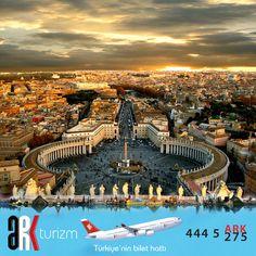 Ark Turizm ayrıcalığıyla 7 gece 8 gün muhteşem İtalya turu 449 Euro... #tur #tatil #holiday #italya