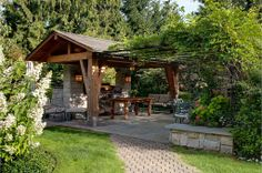Cottage Landscape/Yard - Found on Zillow Digs. What do you think?