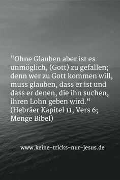 Keine Tricks, nur Jesus: http://www.keine-tricks-nur-jesus.de