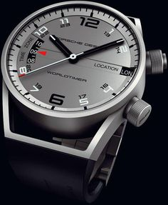 Porsche Design P6000 Timepieces
