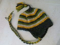 Tuques - projet tricot