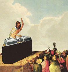 :: BONNE NOUVELLE DU CIEL :: DJ-Jésus convertit au zouke-zouke...