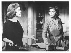 Bette Davis & Bette Davis ~ Dead Ringer
