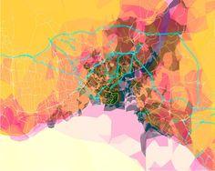 Aaron Straup Cope's prettymaps (istanbul) - 20x200