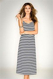Emerge Shoestring Maxi Dress. Get immaculate discounts up to 60% at Ezibuy using Coupon and Promo Codes.