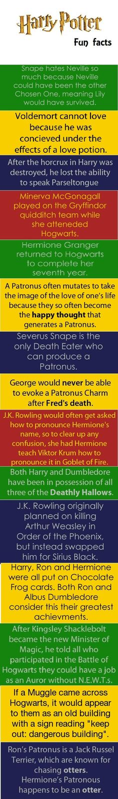 harry potter stuff- Reason to check out every dangerous, abandoned building.