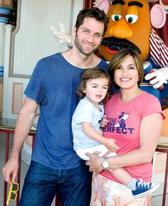 Mariska Hargitay's Life As a Mom