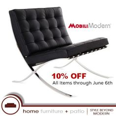 Take advantage of a 10% Off #modernhome #home #mobilimodern