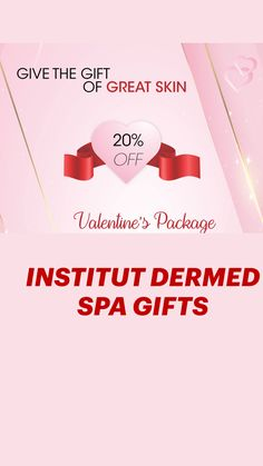 Spa Deals, Spa Gifts, Valentine Gifts, Gifts For Valentines Day, Valentine Day Gifts