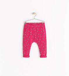 ZARA - ENFANTS - Pantalon varitas