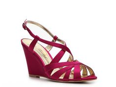 Lulu Townsend Porena Wedge Sandal Prom Women's Shoes - DSW