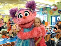 Sesame Place is a must visit for anyone with young children. It is the perfect family vacation.