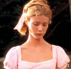 It is a truth universally acknowledged that a Jane Austen heroine must be in want of a husband. Emma Jane Austen Movie, Emma Movie, Love Movie, Movie Tv, Emma Gwyneth Paltrow, Emma 1996, Pepper Potts, Romance, English Literature